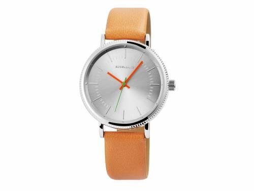 Armbanduhr Metall silberfarben Ziffernblatt silberfarben (*SH*AU*) - Bild vergrößern