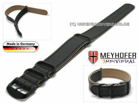 MyAventura-01: NATO-Style Durchzugsarmbänder von Meyhofer in vielfältigen Designs MADE IN GERMANY - Bild vergrößern