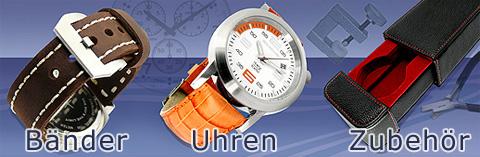 Uhrenarmb�nder, Uhren und Zubeh�r