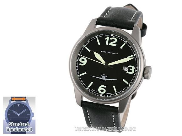 108 Fliegeruhr Me Titan Uhren Messerschmitt OkiuTPXZ