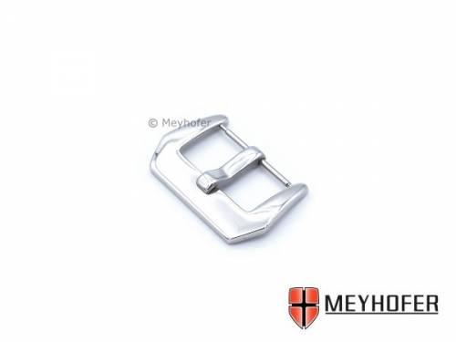 Breitdornschließe -Harburg- passend für Panerai u.a. (Flat-Style) 22mm Edelstahl poliert von MEYHOFER - Bild vergrößern