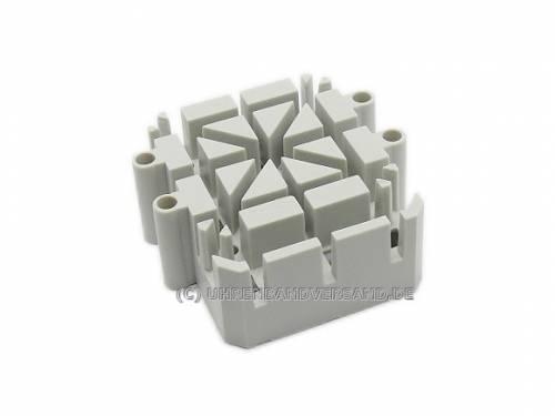 Bandhalteklotz aus Kunststoff - Bild vergrößern