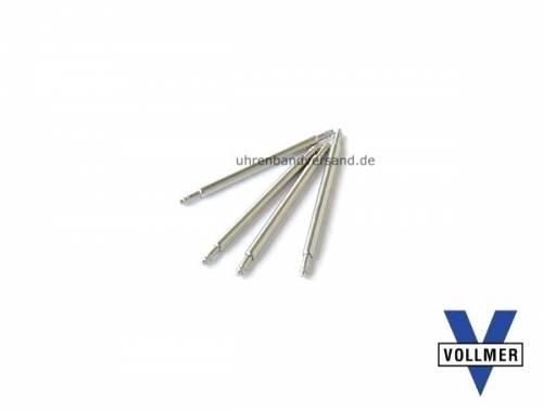 2 Paar Federstege 20mm für SES-Bänder von Vollmer - Bild vergrößern