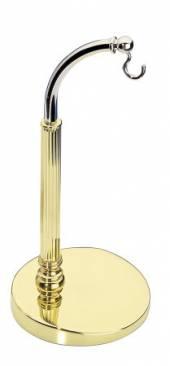 Taschenuhrständer zur Aufbewahrung silber- / goldfarben für 1 Taschenuhr