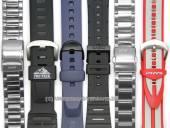 Ersatz-Uhrenarmband CASIO Edelstahl (10077500) Spezialanstoß für LTD-1035A