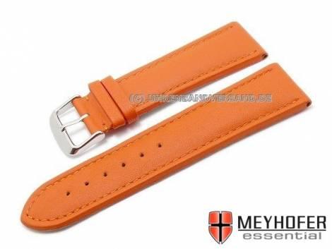 MyClassico-05: Meyhofer-Uhrenarmbänder in vielseitigen Ausführungen auch mit Faltschließe - Bild vergrößern