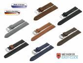 1 -b- Produkt-Tipp MADE IN GERMANY & EU: Premium-Uhrenbänder Meyhofer EASY-CLICK diverse Farben & Ausführungen 12-24mm