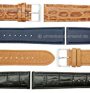 MyClassico-01: Qualitäts-Uhrenarmbänder im klassischen Stil von Meyhofer MADE IN GERMANY